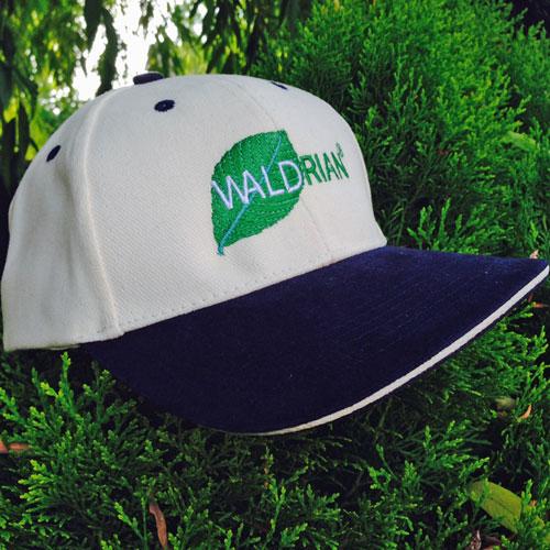 Waldrian®-Bacecap aus 100 % Baumwolle