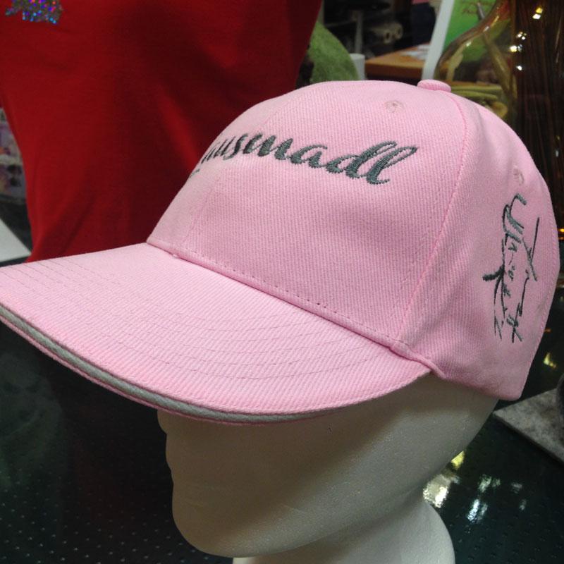 Lausmadl-Basecap aus der Hansi Kraus Kollektion